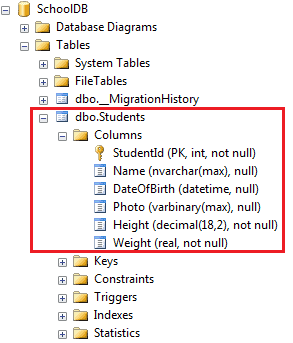 dataannotations column attribute